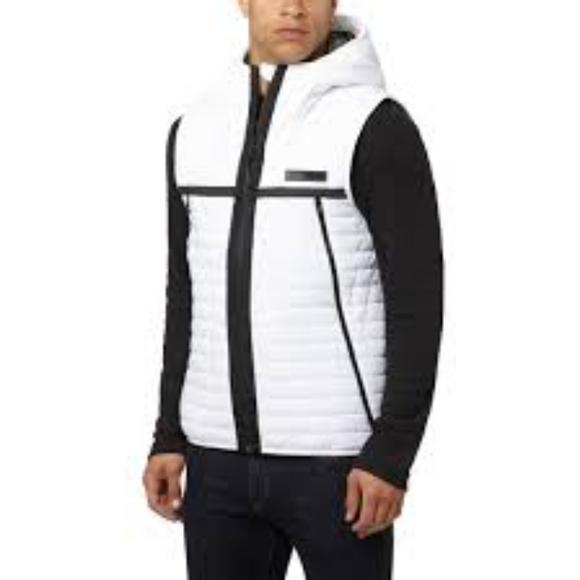 PUMA Evo Covert Hooded Puffer Vest